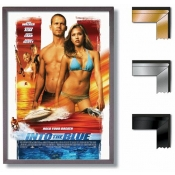 (Satin Chrome) Quickclip Poster Frame