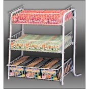 Snack/Candy Rack (White)