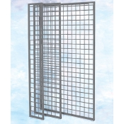 "(Gray) Gridwall Panel 84"" X 12"""