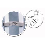 (Gray) Hinge Connector