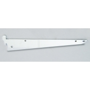 "(Chrome) 12"" H.D. Single Tooth Bracket"