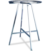 Chrome - Adjustable Round Rack