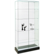 Boutique Glass Wallcase