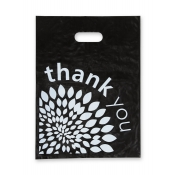 "Large ""Thank You"" Low Density Merchandise Bags (Box of 500)"