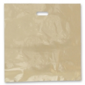 Jumbo Gold Low Density Merchandise Bags (Box of 500)
