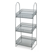Wire Mesh Counter Rack - 3 Tier
