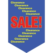 """Clearance Sales"" Pennant"