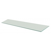 "Frosted Tempered Glass Shelf - 12"" X 48"" (5-pack)"