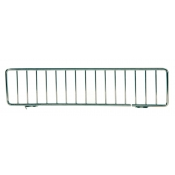 "(3"" x 22.25"") Gondola Fence Shelf Divider"