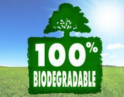 We carry Biodegradable and Recyclable plastic bags for all your retail store needs