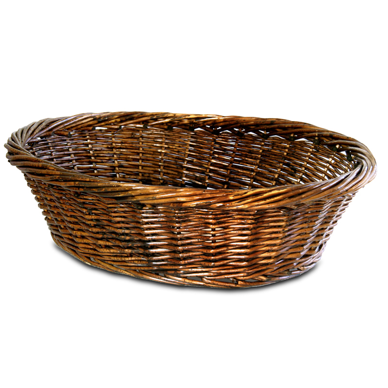 Willow Baskets Oval Willow Baskets Extra Large Size
