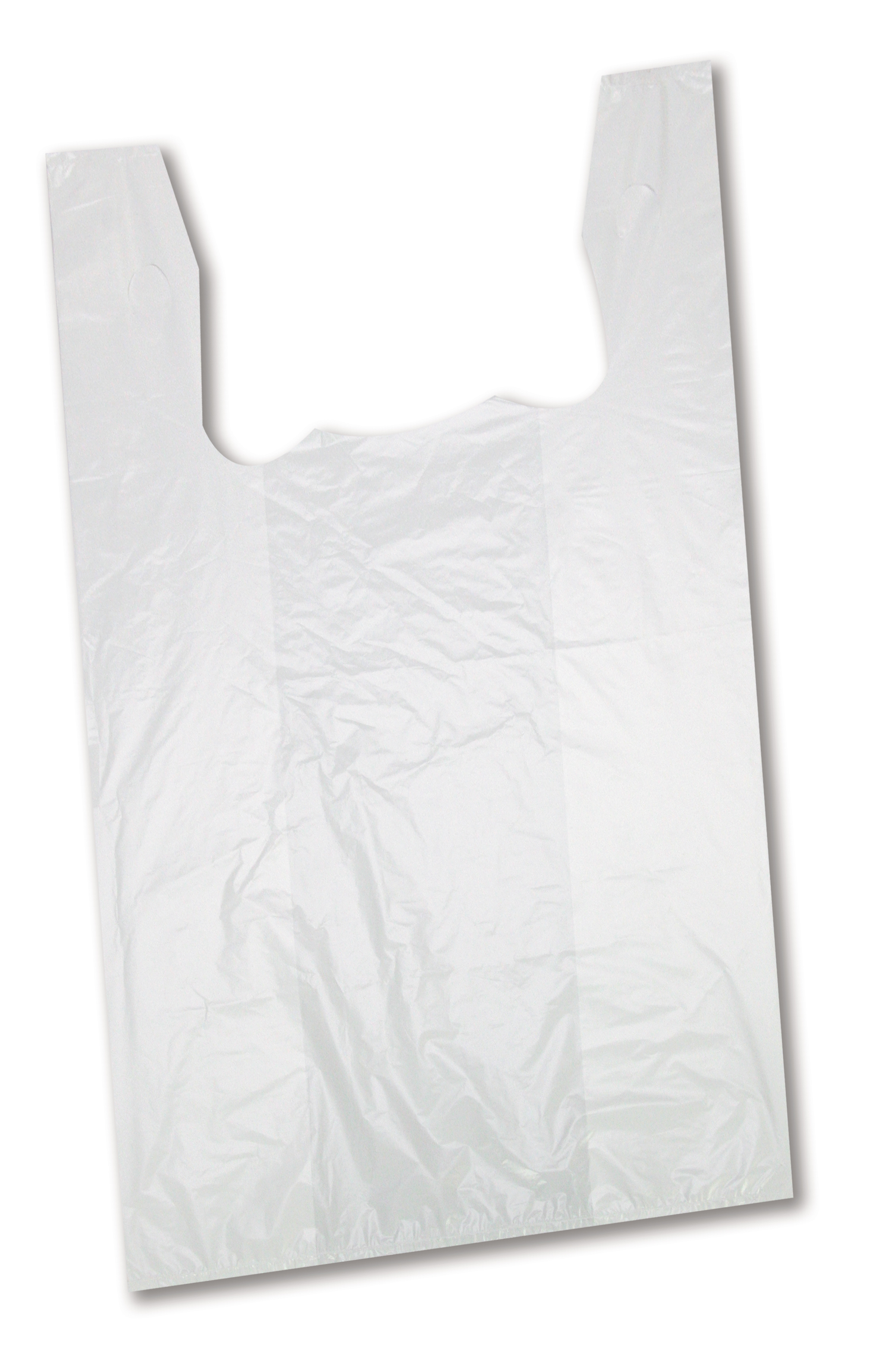 Wholesale Plastic Shopping Bags | T-Shirt Shopping Bags | 1,000 ...