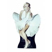 Marilyn Monroe (Blowing Dress)-Standee