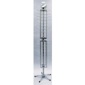 Sunglass Display Rack (72 Pair) Spinning Sunglass Display Rack