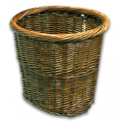 Round Willow Baskets (Medium Size) Round Willow Basket