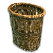 Willow Baskets (Medium Size) Oval Willow Baskets