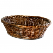 Willow Baskets (Extra-Large Size) Oval Willow Basket