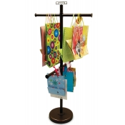 4-Way Adjustable Bag Display