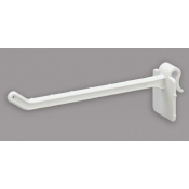 "4"" Plastic Snap Peg Hook"