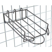 10-Hat Display Holder - Gridwall