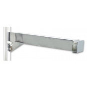 "12"" Heavy Duty Rectangular Hangrail Bracket"