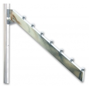 Heavy Duty 7 Ball Bracket for Universal Wall-Standard