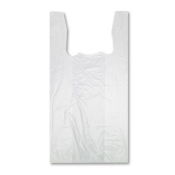 Durable Retail Plastic T-Shirt Bags