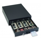 Compact Locking Cash Drawer