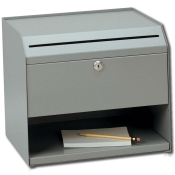Steel Suggestion Box