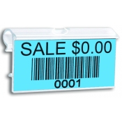 "Scan Hook Adhesive Label Holder 1"" X 3"""