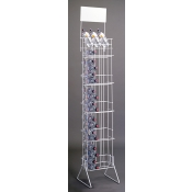 Water Bottle Rack (White)
