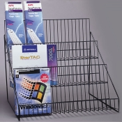 3-Tier Multi Purpose Counter Rack-Black