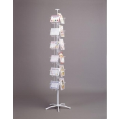 24 Pocket Combo Greeting Card Display