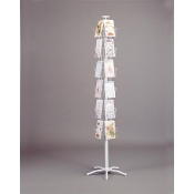 "24 Pocket Greeting Card Display (4-5/8""x 6-1/2"")"