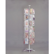 Greeting Card Spinning Display 48 Pockets
