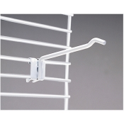 "(White) 4"" Power Wing Hook"