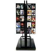 (Black) 400 Dvd Floor Flip Fixture
