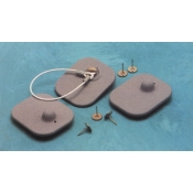 Standard Black 8.2 Mhz Hard Tag (100 Pcs)