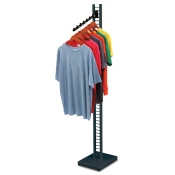 Two-Sided Mini Ladder Stand