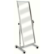 Single Tilted Mirror Stand