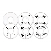 Variety Pack of Round Size Dividers