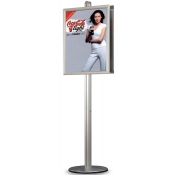 StyleLine Poster Frame Displays (Double-Sided Poster Display - 2 Frames)