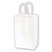 Small White Kraft Bags