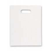 Large White Low Density Merchandise Bags (Box of 500)