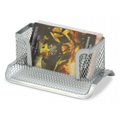 Wire Mesh Business Card Holder