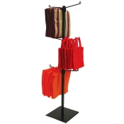 6-Arm Display Stand (Black)
