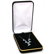 Classic Jewelry Boxes (Black Velvet Necklace)