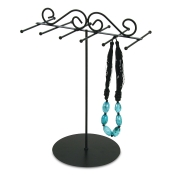 12-Peg Jewelry Displayer (Black)