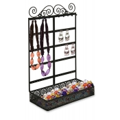 Jewelery Display & Tray Combination