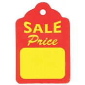 "Unstrung Sales Price Tags (1.75"" x 2.88"")"